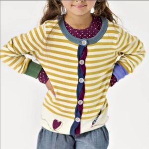 Matilda Jane Old Gold Paint by Numbers sweater